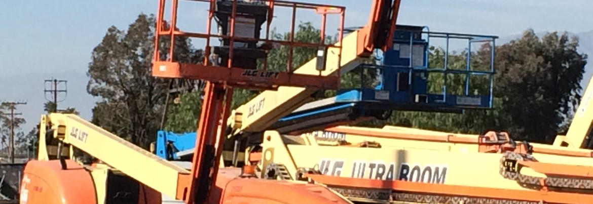 boom lifts for rent or purchase