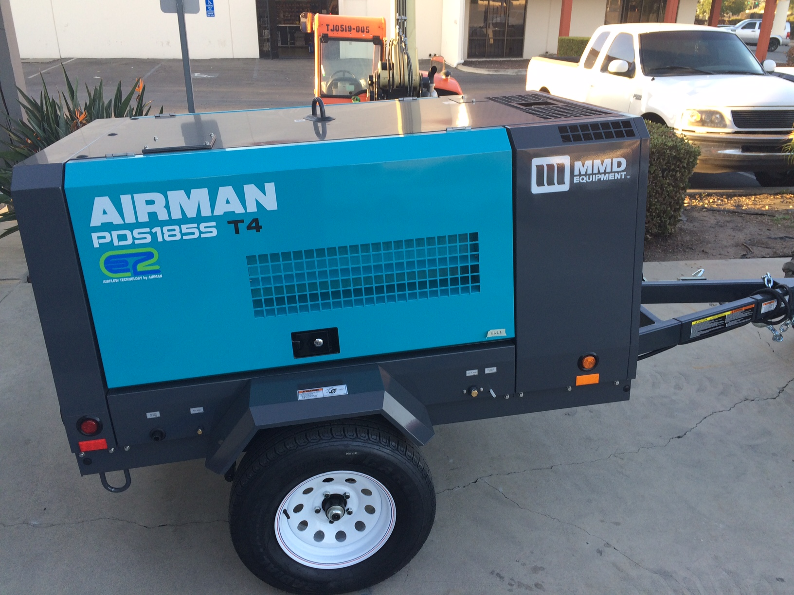 AIRMAN T4 FINAL COMPRESSORS – FOR SALE