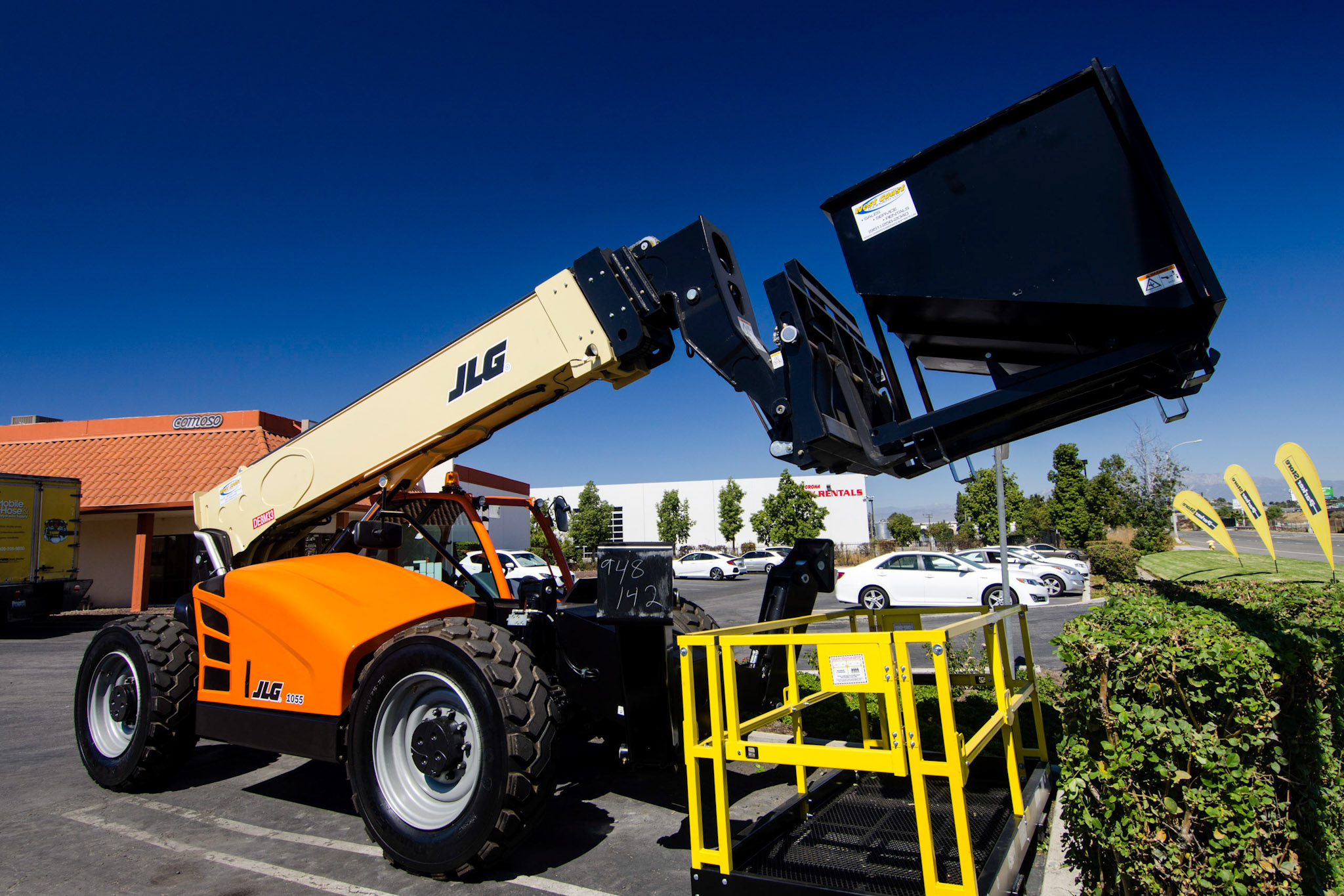Winterize Your JLG Machines and Save Big