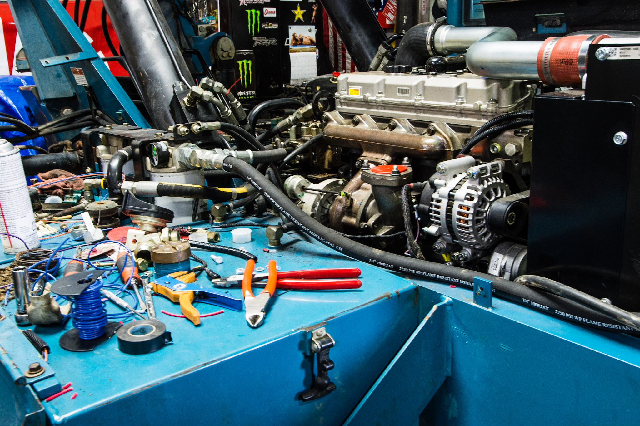 Extend the Life of Your Diesel Engine