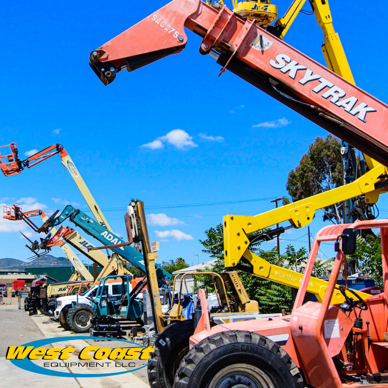 What You Didn't Know About SkyTrak Reach Forklifts
