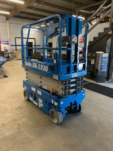 Refurbished Genie Scissor Lift