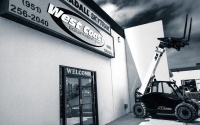 West Coast Equipment's Pre-Owned Machinery