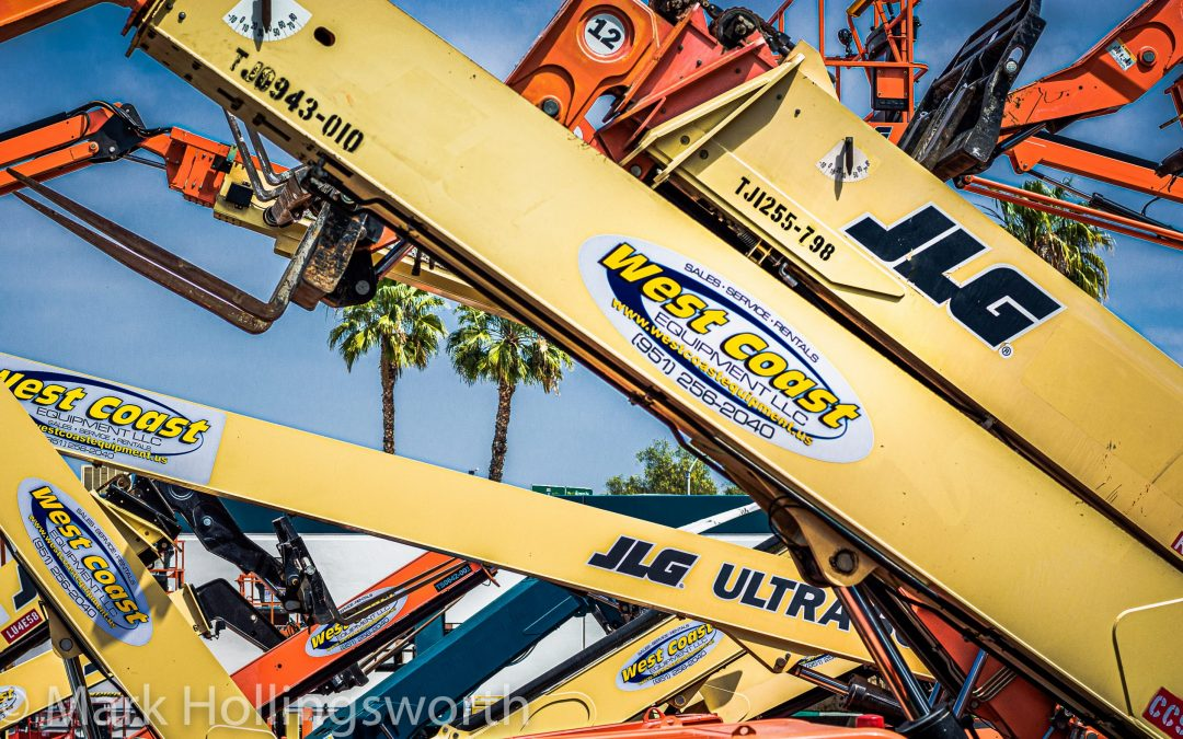 JLG Zero Interest Loans on New Machines