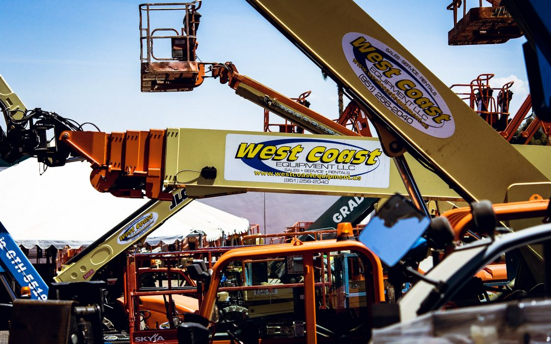 Sand-Surf Tires for SkyTrak and JLG Telehandlers Now at West Coast Equipment