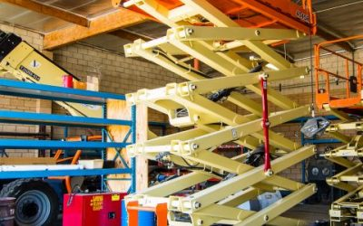 Using Scissor Lifts Safely