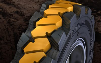 NEW TELEMASTER TIRES AVAILABLE FROM JLG